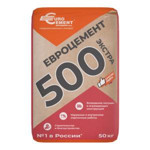 Цемент м500д0 (50кг)