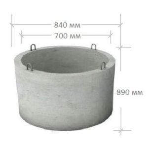 ЖБИ кольцо КС 15-9